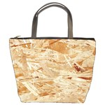 OSB PLYWOOD Bucket Bags Front