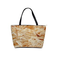 Osb Plywood Shoulder Handbags