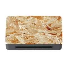 Osb Plywood Memory Card Reader With Cf
