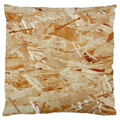 OSB PLYWOOD Standard Flano Cushion Cases (Two Sides)
