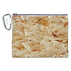 Osb Plywood Canvas Cosmetic Bag (xxl)