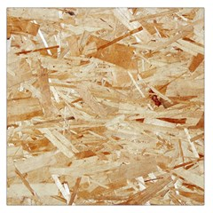 OSB PLYWOOD Large Satin Scarf (Square)