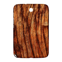 OLD BROWN WEATHERED WOOD Samsung Galaxy Note 8.0 N5100 Hardshell Case