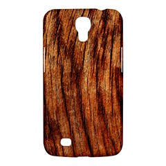 OLD BROWN WEATHERED WOOD Samsung Galaxy Mega 6.3  I9200 Hardshell Case