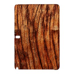 OLD BROWN WEATHERED WOOD Samsung Galaxy Tab Pro 12.2 Hardshell Case