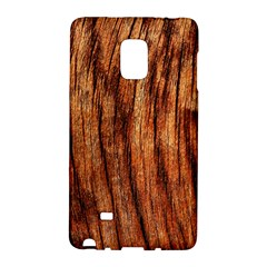 OLD BROWN WEATHERED WOOD Galaxy Note Edge