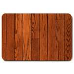 OAK PLANKS Large Doormat  30 x20 Door Mat - 1