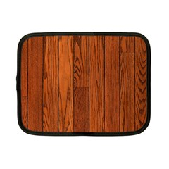Oak Planks Netbook Case (small)