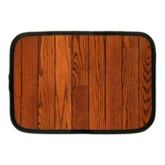 Oak Planks Netbook Case (medium)