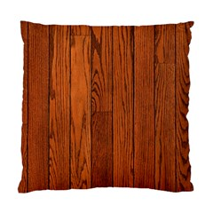 Oak Planks Standard Cushion Case (one Side)