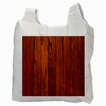OAK PLANKS Recycle Bag (Two Side)  Back