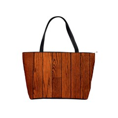Oak Planks Shoulder Handbags