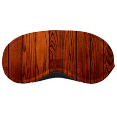 Oak Planks Sleeping Masks