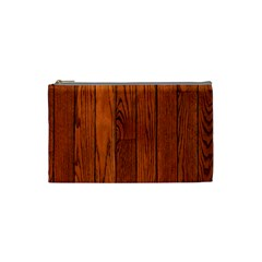 Oak Planks Cosmetic Bag (small)