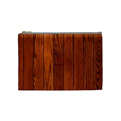 Oak Planks Cosmetic Bag (medium)