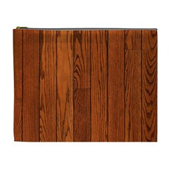 Oak Planks Cosmetic Bag (xl)