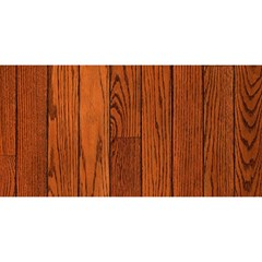 Oak Planks You Are Invited 3d Greeting Card (8x4)