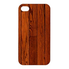 OAK PLANKS Apple iPhone 4/4S Hardshell Case