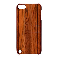 OAK PLANKS Apple iPod Touch 5 Hardshell Case with Stand