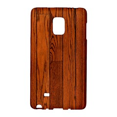 Oak Planks Galaxy Note Edge