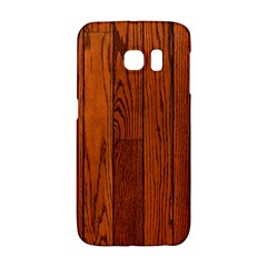 OAK PLANKS Galaxy S6 Edge