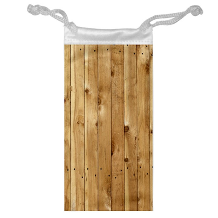 LIGHT WOOD FENCE Jewelry Bags