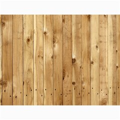 Light Wood Fence Canvas 36  X 48