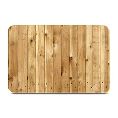 Light Wood Fence Plate Mats