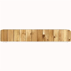 Light Wood Fence Small Bar Mats