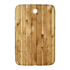 LIGHT WOOD FENCE Samsung Galaxy Note 8.0 N5100 Hardshell Case