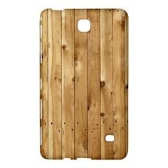 Light Wood Fence Samsung Galaxy Tab 4 (8 ) Hardshell Case
