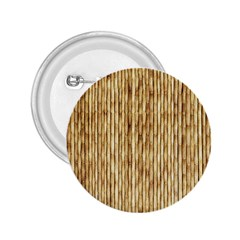 Light Beige Bamboo 2 25  Buttons