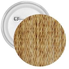 Light Beige Bamboo 3  Buttons