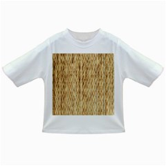 Light Beige Bamboo Infant/toddler T Shirts