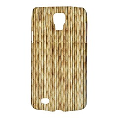 LIGHT BEIGE BAMBOO Galaxy S4 Active