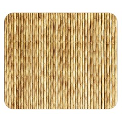 Light Beige Bamboo Double Sided Flano Blanket (small)