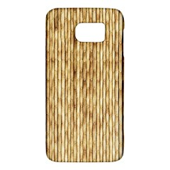 LIGHT BEIGE BAMBOO Galaxy S6