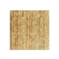 Light Beige Bamboo Satin Bandana Scarf