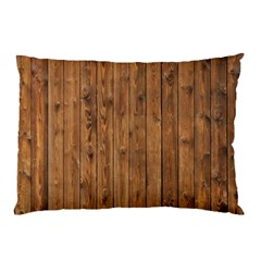 Knotty Wood Pillow Cases