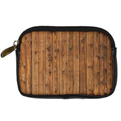 Knotty Wood Digital Camera Cases