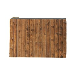 Knotty Wood Cosmetic Bag (large)