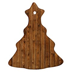 KNOTTY WOOD Ornament (Christmas Tree)