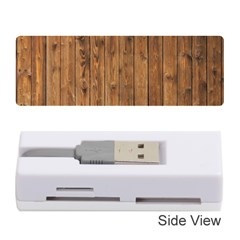 Knotty Wood Memory Card Reader (stick)
