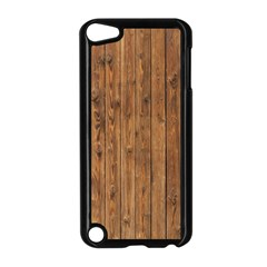 KNOTTY WOOD Apple iPod Touch 5 Case (Black)