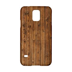 KNOTTY WOOD Samsung Galaxy S5 Hardshell Case