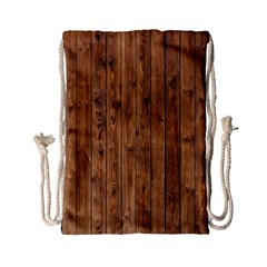 KNOTTY WOOD Drawstring Bag (Small)