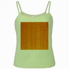 Honey Maple Green Spaghetti Tanks