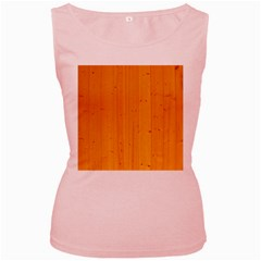 Honey Maple Women s Pink Tank Tops
