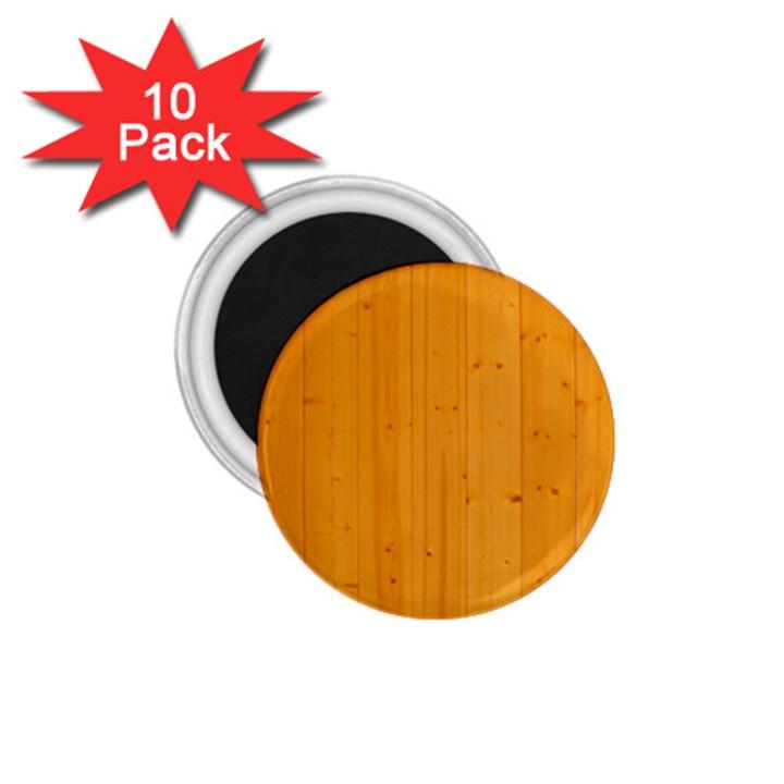 HONEY MAPLE 1.75  Magnets (10 pack)