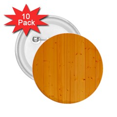 Honey Maple 2 25  Buttons (10 Pack)